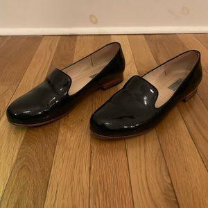 Nisolo Black Patent Leather Smoking Shoe [RARE]
